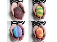 Dragon's Egg Bath Bombs