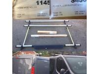 Rhino roof bars and rollers roof rack