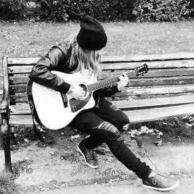 Private guitar teacher