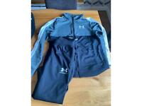 Brand new Under Armour tracksuit age 10/11