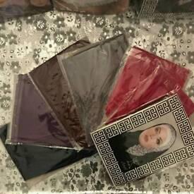 Hijab scarf 1 piece