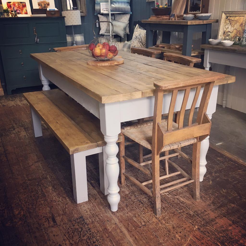 kitchen table edinburgh