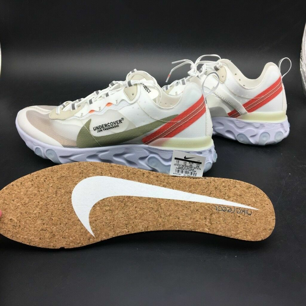 half off 14350 06fd6 Nike UNDERCOVER x Nike React Element 87