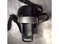Small tank holder ( used ) marked US Divers - to clear £10.00 ono p&p extra Buckie area AB56