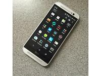 HTC ONE M8 Unlocked to all networks
