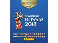 Panini FIFA World Cup 2018 Stickers for Swap or Sale