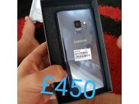 Brand new S9