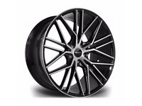 """Fits Range Rover Vogue Sport Discovery x4 22"""" Riviera Rv130 Alloy Wheels 10.5J"""