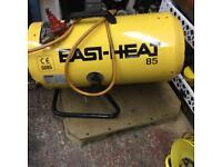 Easi-heat Gas Space Heater