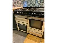 Free Leisure Cookmaster 101 range gas hob oven hot plate