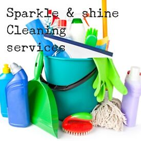 Sparkle N Shine cleaning services fully insured