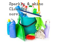 Sparkle N Shine cleaning services