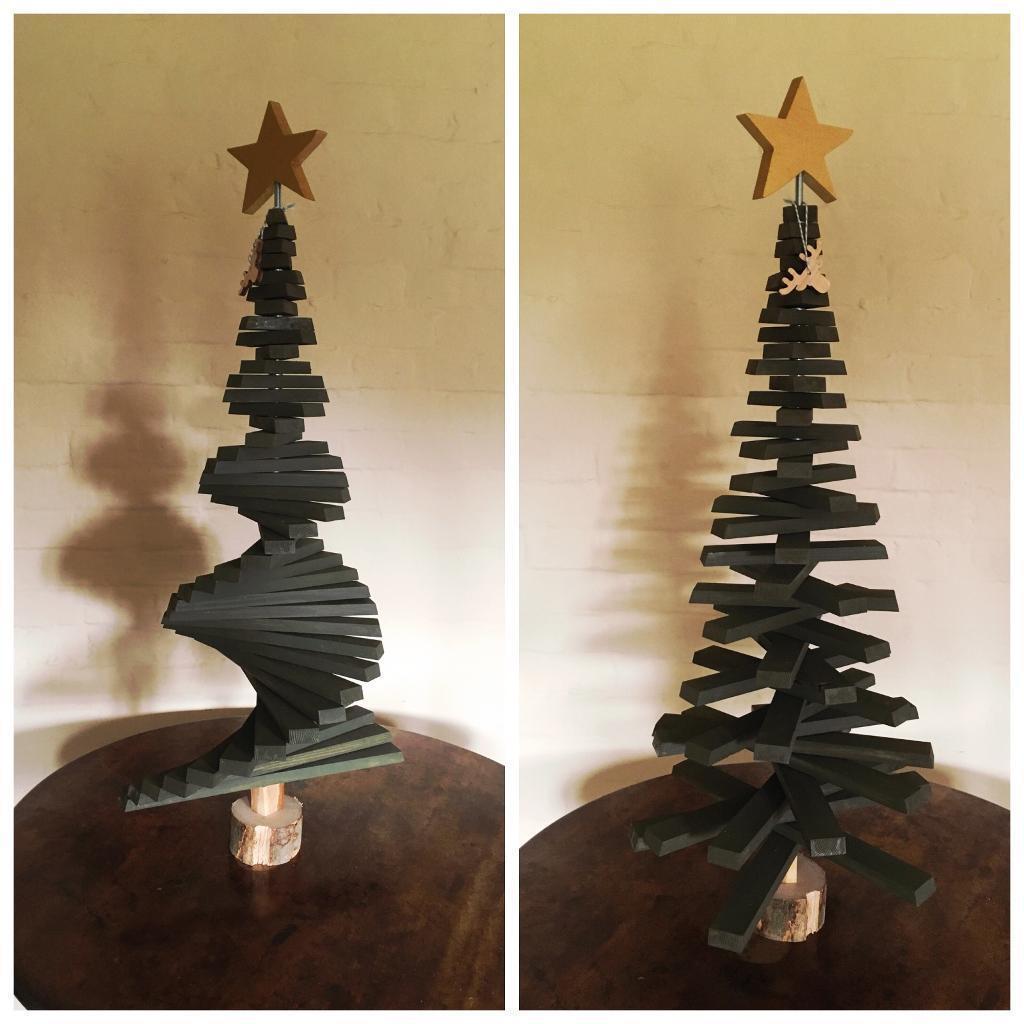 Bespoke Hand Made Christmas Tree