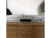 Samsung vcr and dvd combo