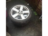 RS 18inch alloys to Seat Skoda Audi Vw