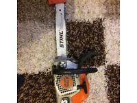 STILH MS181 2014 chainsaw
