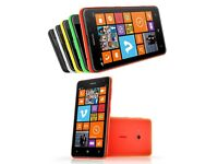 NOKIA LUMIA 625 8GB Smartphone Mobile lock/unlock (uk phones)