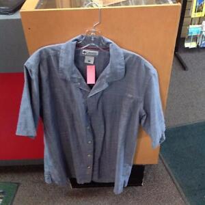 Columbia Vertex Button Down Shirt w/ pocket (SKU:7A932L)