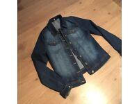 Girls denim jacket 12-13