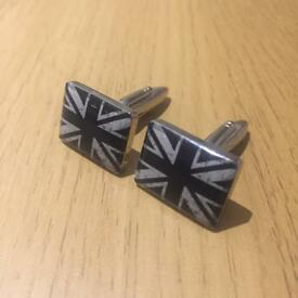Cufflinks - Union Jack