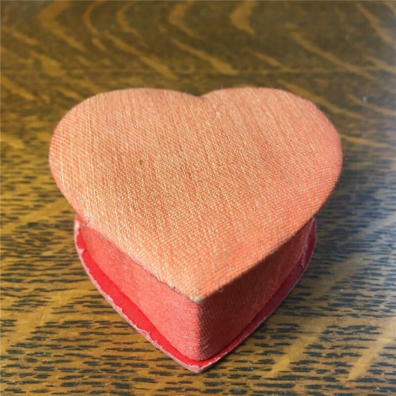 "Vintage Small 2 1/2"" Valentine"