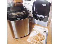Panasonic bread maker SD-ZB2502