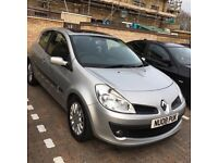 2008 Renault CLIO Dynamique DCI 86 1461cc Diesel Manual 5 Speed 3 Door Hatchback