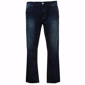 Mens Firetrap Bootcut Jeans 32R