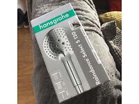 Hansgrohe shower head unused - Raindance select 120 S