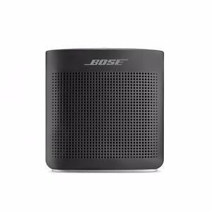 Haut-Parleurs Bose Bluetooth SoundLink Color II - Noir - PRODUIT NEUF !