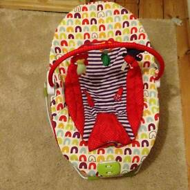 Mammas and pappas bouncer chair
