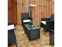 HPS-B Table Top Patio Heater