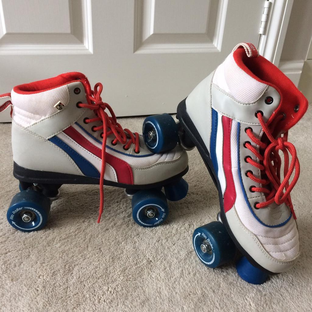 Roller skates kingston - Retro Style Rio Roller Skates