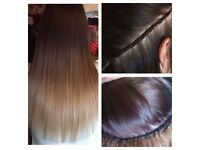 Unlimited rows of weave £60 or £10 per row . Also FREE CUT &STYLE