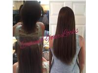Luxury Tape Hair Extensions