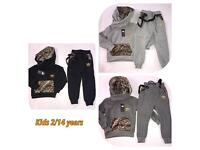 Boys/Girls tracksuits
