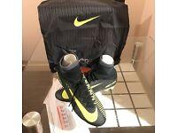 New Men's Nike Mercurial superfly V uk size 9