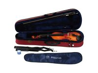 Stentor Student 2 Violin Outfit 4/4 with FREE SHOULDER REST & VIOLIN STRINGS