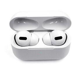 Macaron Air Pro Wireless Headphones Bluetooth 5.0 Touch Control In-ear Earphones