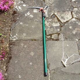 Telescopic lopper/pruner