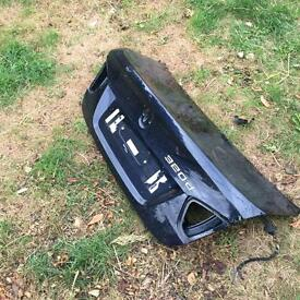 Bmw e90 rear boot 2005