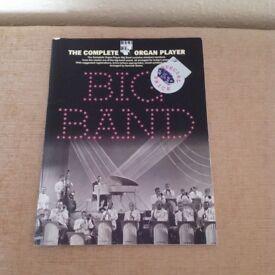 Big Band Music Book