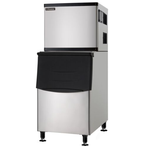 Commercial Ice Machine - Full Cube with Storage Bin - 500 lb.
