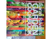 Sarah Ravens Garden Cook book