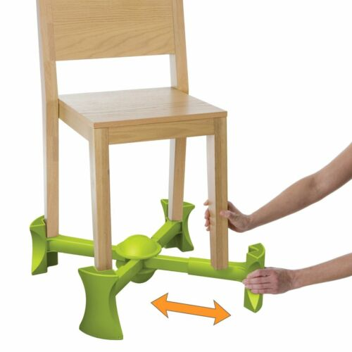 KABOOST Booster Seat for Dining Table, GREEN - Portable