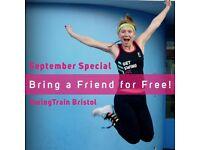 SwingTrain Dance Fitness Bristol - Bring a Friend for Free!