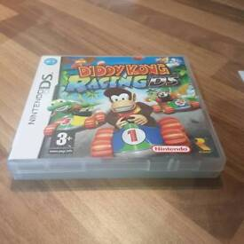 Diddy Kong Racing for the nintendo ds, classic. (USED)