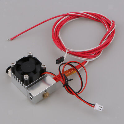 3d Printer- Hot End 2 In 1 Out Double Color Extruder Single Head12v24v