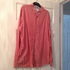 Men's Joules shirt L