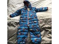 New with tag £15 next snowsuit